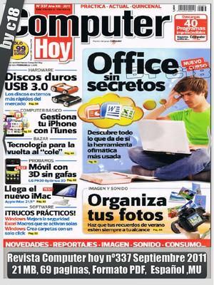 Revista Computer Hoy No. 337