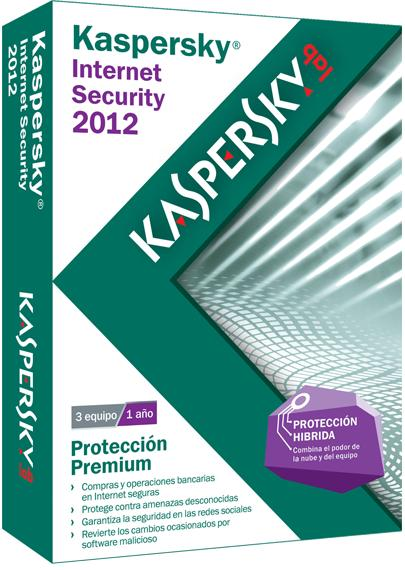 Kaspersky Internet Security 2012 en español