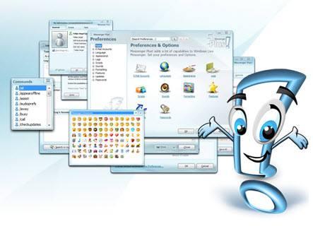 Messenger Plus! v5.10.0.750