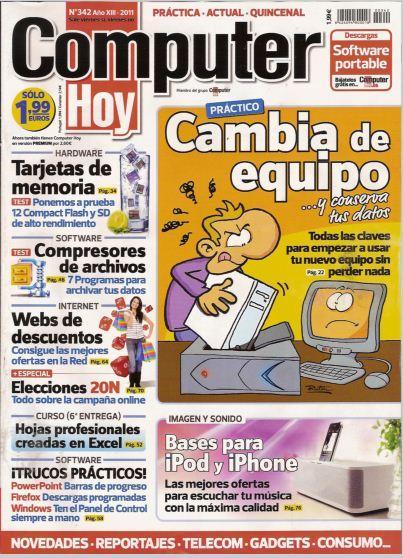Revista Computer Hoy No. 342