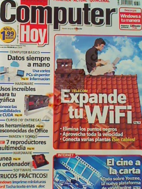 Revista Computer Hoy No. 346