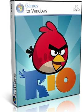 Angry Birds Rio (PC-GAME)