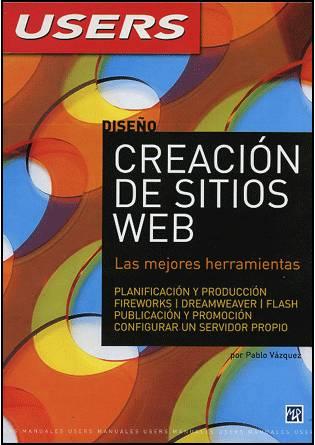 USERS. Creacion de Sitios Web
