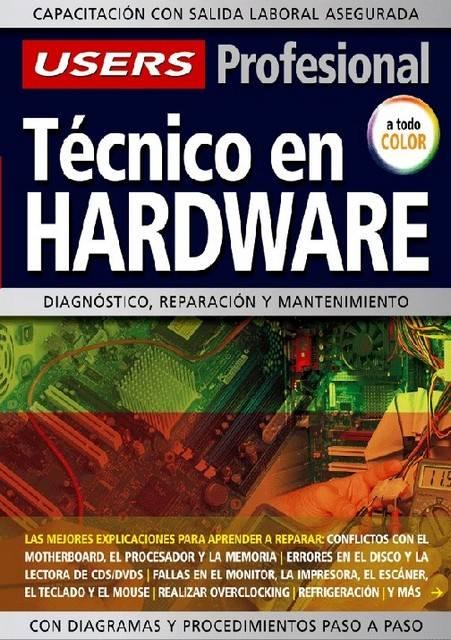 Curso Tecnico en Hardware. USERS