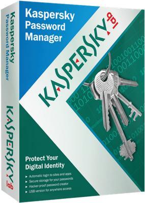 Descargue Kaspersky Password Manager