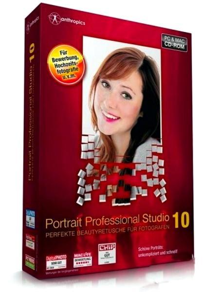 Portrait Professional Studio v10.8.2 multilenguaje