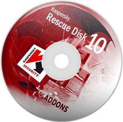 Kapersky Rescue Disk v10.0.32.17