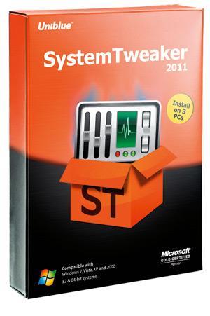 Descargar Uniblue SystemTweaker 2012