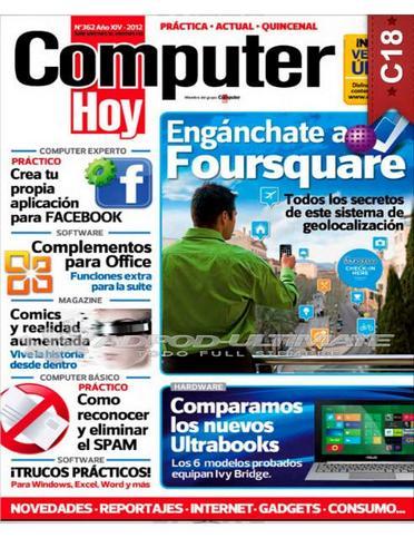 Computer Hoy 362 agosto 2012