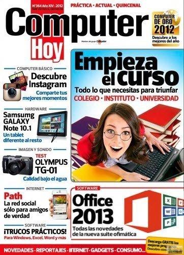 revista computer hoy 364