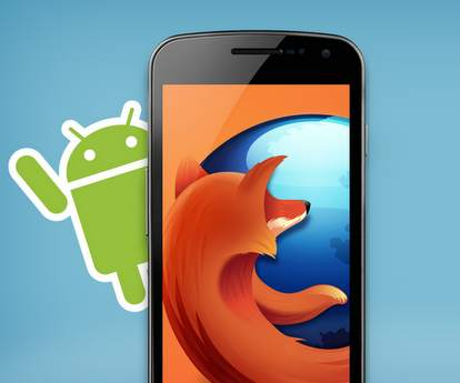 firefox for android 15.0.1