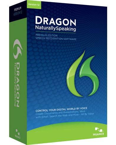 Dragon NaturallySpeaking 12.0