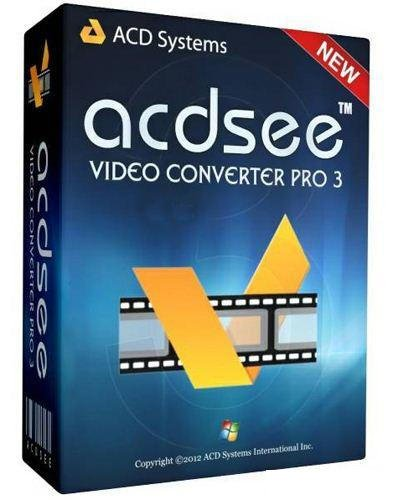 descargar acdsee video converter pro