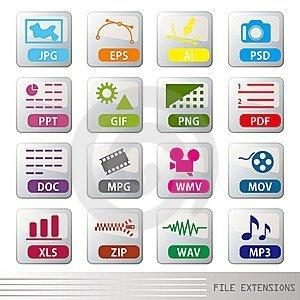 reemplazar extensión en archivos