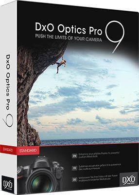 DxO Optics Pro Elite 9