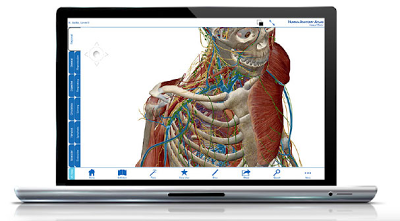 atlas de anatomia humana 3d