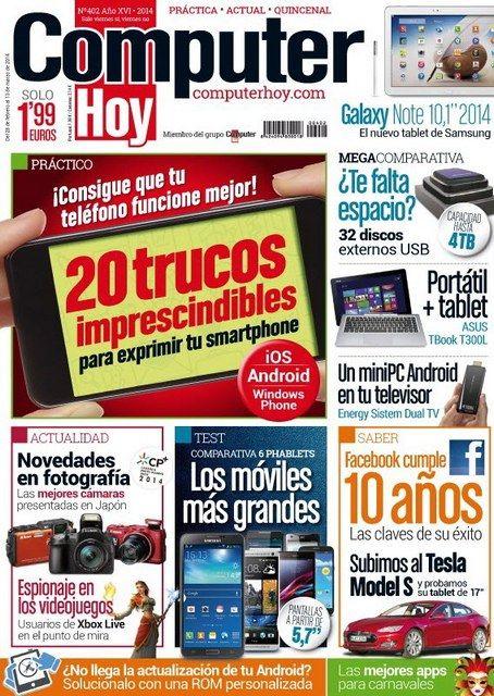 revista computer hoy 402