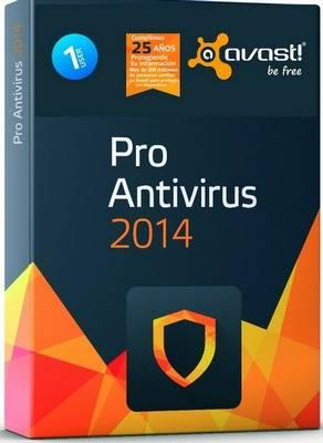 avast antivirus pro 2014