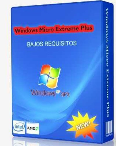 windows xp micro lite extreme plus