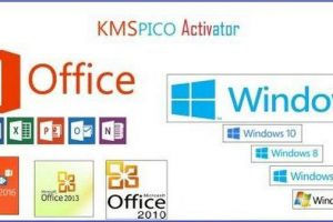 KMSpico Activador v10.2.0. Final. de Windows y Office