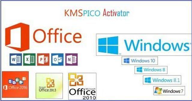 kmspico activador de windows y office