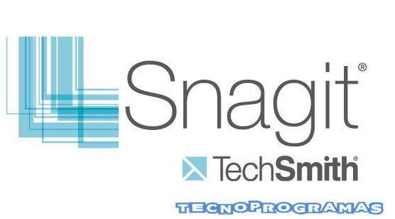 TechSmith SnagIt Captura de Pantalla