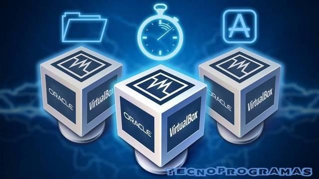 Virtualbox Virtualiza Windows Linux y Mac