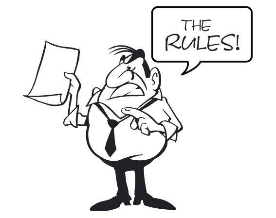 Reglas para comentar