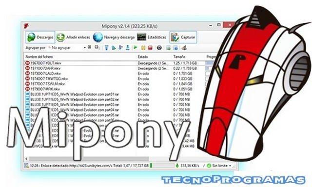 MiPony instalador Offline sin publicidad