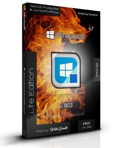Windows 10 lite edition ISO