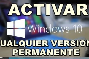 Windows 10 Digital License Activation Script 7.0. Activador Permanente