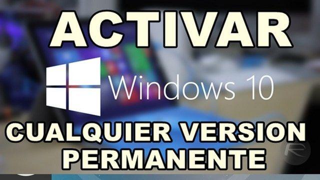 Windows 10 Digital License Activation